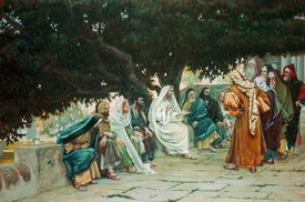 Sadducees in the Bible