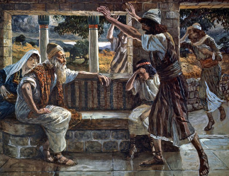 Job in the Bible