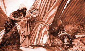Barak and Jael of the Bible